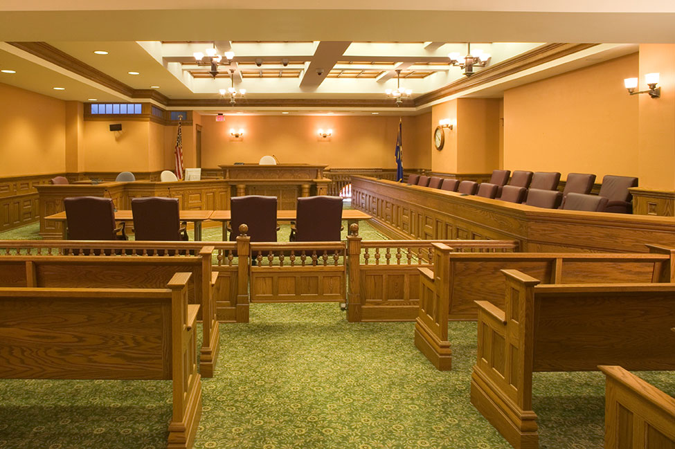 Judicial architects Minneapolis
