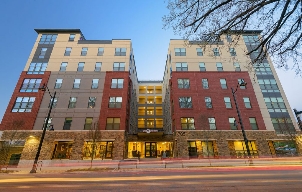 The Standard At Knoxville Bkv Group Student Housing