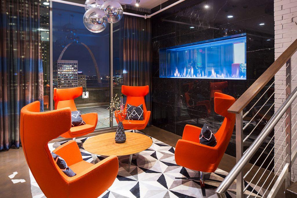 Arcade Artist Apartments Bkv Group Interior Design