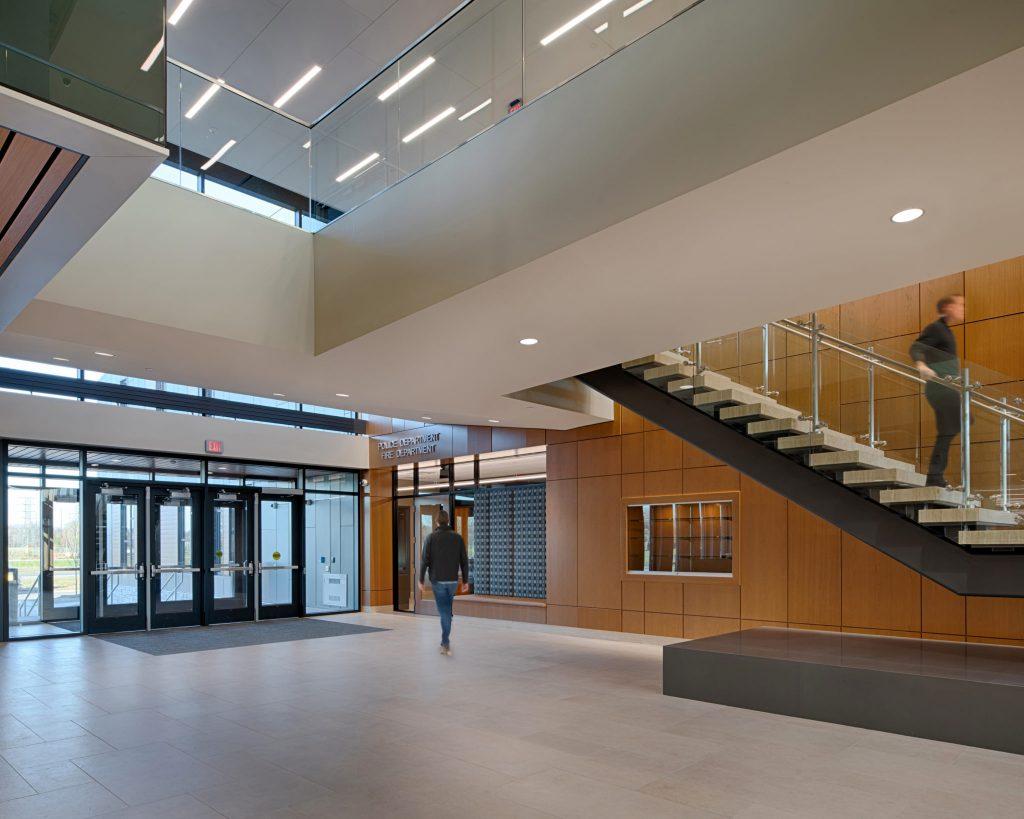 City hall architects, holistic design
