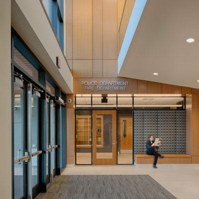 City hall architects, Minnesota